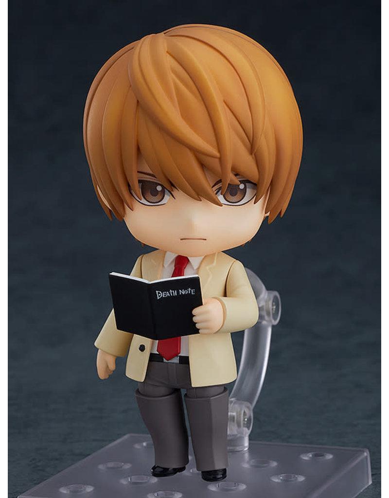 Good Smile Company Light Yagami 2.0 Death Note Nendoroid 1160