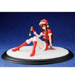 Kadokawa Kurisu Makise Christmas Ver. Figure Kadokawa