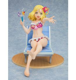 Good Smile Company Mari Ohara Love Live! Sunshine!! Blu-Ray Jacket Vers. Figure BN