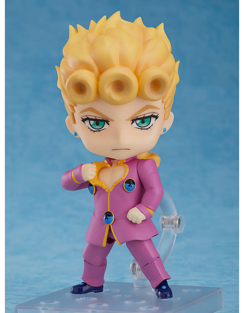 Good Smile Company Giorno Giovanna Jojos Bizarre Adventure Golden Wind Nendoroid 1155