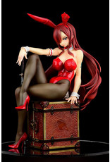 Erza Scarlet Bunny Girl Style Type Rosso Figure Orca Toys
