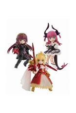 Megahouse Fate Grand Order Desktop Army Vol. 2 (Nero/Elizabeth/Scathach)