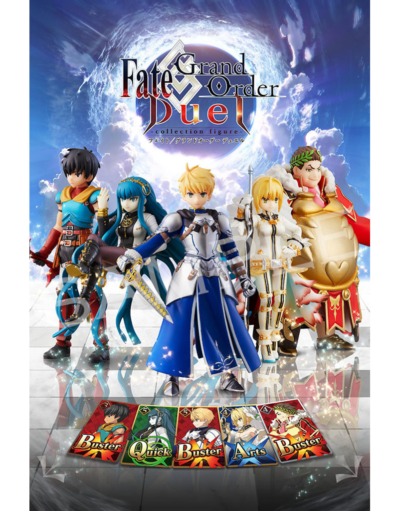 Aniplex of America Inc Fate Grand Order Duel Collection Figures Vol. 5