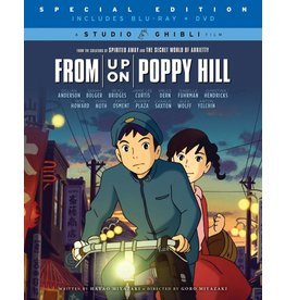 GKids/New Video Group/Eleven Arts From Up on Poppy Hill Blu-Ray/DVD