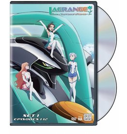 Viz Media Lagrange - Flower of Rinne Set 1 DVD
