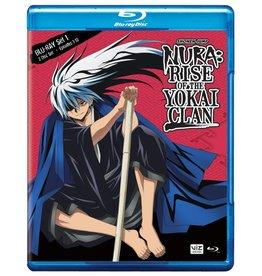Viz Media Nura Rise of the Yokai Clan Set 1 BD