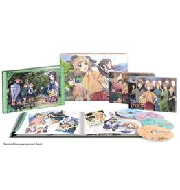 NIS America Hanasaku Iroha - Blossoms for Tomorrow Vol 2 Premium Edition*