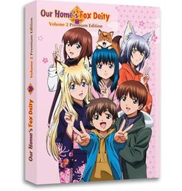 NIS America Our Home's Fox Deity Vol 2 Premium Edition*