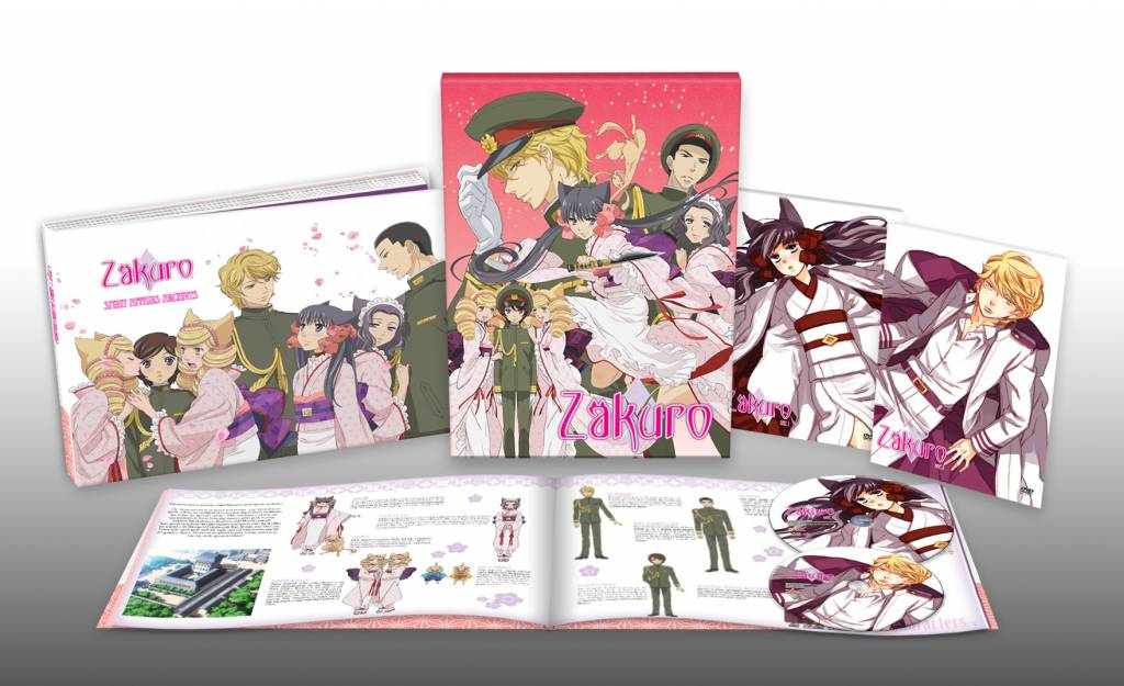 NIS America Zakuro Complete Series Premium Edition*
