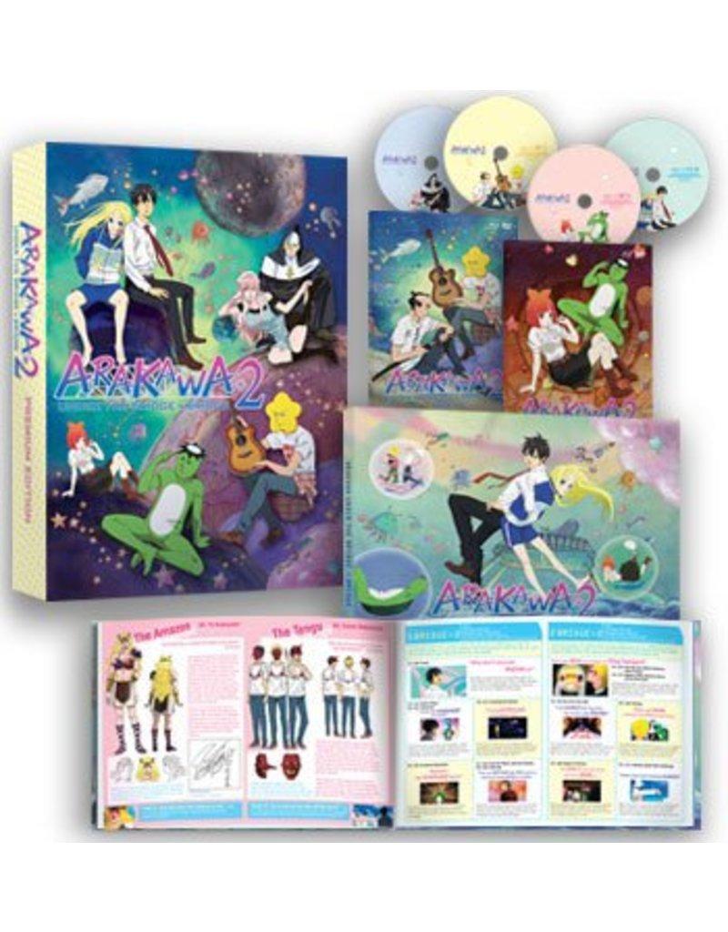 NIS America Arakawa Under the Bridge x Bridge (Season 2) Premium Edition*