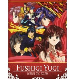 Media Blasters Fushigi Yugi Season 1 DVD