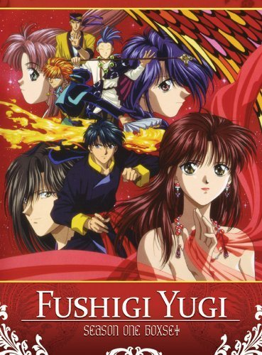 Media Blasters Fushigi Yugi Season 1 DVD