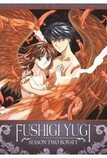 Media Blasters Fushigi Yugi Season 2 DVD