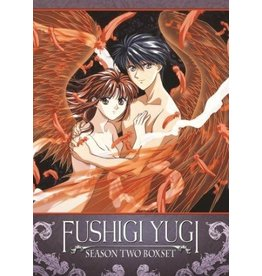 Media Blasters Fushigi Yugi Season 2 DVD