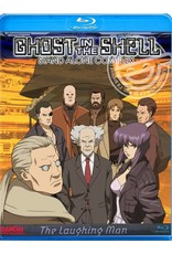 Manga Entertainment Ghost in the Shell - The Laughing Man Blu-Ray