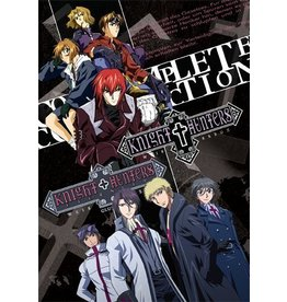 Media Blasters Knight Hunters Complete Collection DVD