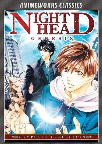 Media Blasters Night Head Genesis Complete Collection DVD