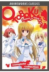 Media Blasters Otoboku Complete Collection DVD