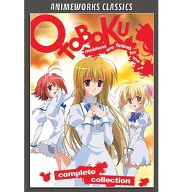 Media Blasters Otoboku Complete Collection DVD