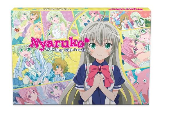 NIS America Nyaruko: Crawling With Love! Season 1 Premium Edition*
