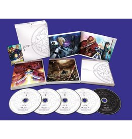 Aniplex of America Inc Fate/Zero Limited Edition Blu-Ray Box Set I