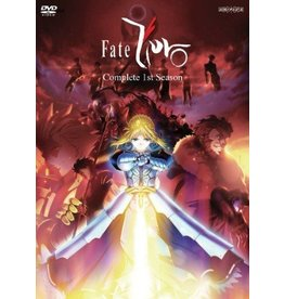 Aniplex of America Inc Fate/Zero Limited Edition Complete 1st Season DVD