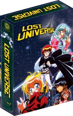 Nozomi Ent/Lucky Penny Lost Universe Litebox Complete Collection