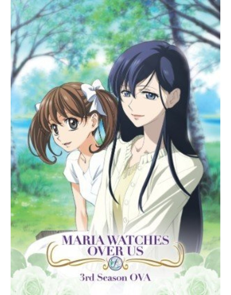 Nozomi Ent/Lucky Penny Maria Watches Over Us Season 3 DVD*