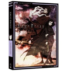 Funimation Entertainment Ergo Proxy Complete Series (Anime Classics) DVD*