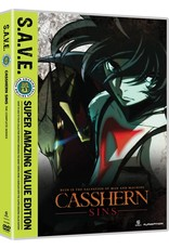 Funimation Entertainment Casshern Sins Complete (S.A.V.E. Edition) DVD*