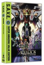 Funimation Entertainment Aquarion Complete Series (S.A.V.E. Edition) DVD