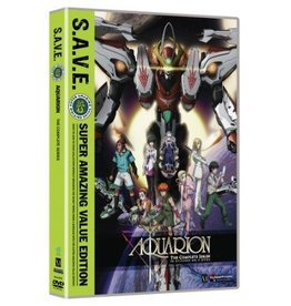 Funimation Entertainment Aquarion Complete Series (S.A.V.E. Edition) DVD*