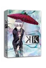 Viz Media K - The Complete Series Blu-Ray LE