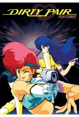 Nozomi Ent/Lucky Penny Dirty Pair Features Collection DVD