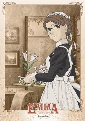 Nozomi Ent/Lucky Penny Emma: A Victorian Romance Season 1 DVD
