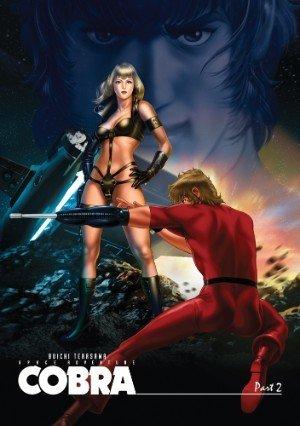 Nozomi Ent/Lucky Penny Space Adventure Cobra TV Series Part 2 DVD*