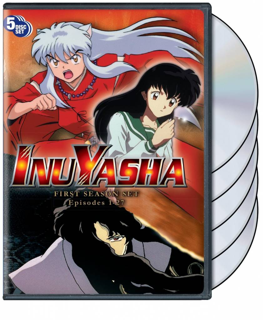 Viz Media Inuyasha Season 1 DVD
