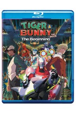 Viz Media Tiger & Bunny The Movie Blu-Ray