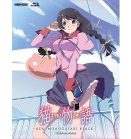 Aniplex of America Inc Nekomonogatari Black Blu-Ray Limited Edition