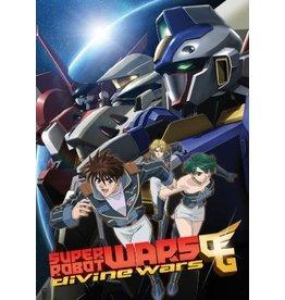 Media Blasters Super Robot Wars OG Divine Wars DVD