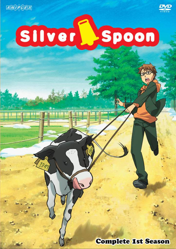 Aniplex of America Inc Silver Spoon Complete 1st Season DVD