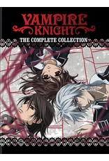 Viz Media Vampire Knight Complete Collection DVD