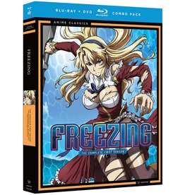 Funimation Entertainment Freezing Complete Season 1 (Anime Classics)Blu-Ray/DVD*