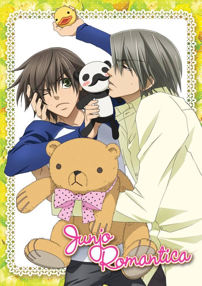 Nozomi Ent/Lucky Penny Junjo Romantica Season 1 (Litebox) DVD