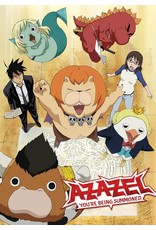 Nozomi Ent/Lucky Penny You're Being Summoned, Azazel Complete Collection DVD