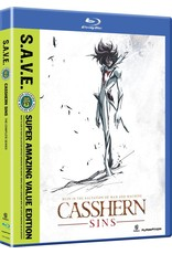 Funimation Entertainment Casshern Sins Complete (S.A.V.E. Edition) Blu-Ray*