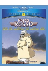 Studio Ghibli/GKids Porco Rosso Blu-Ray/DVD*