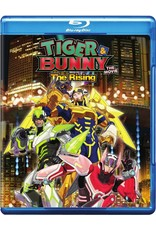 Viz Media Tiger & Bunny The Rising Movie Blu-Ray/DVD
