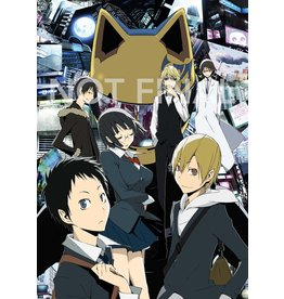 Aniplex of America Inc Durarara!! Complete Blu-Ray Box Set*