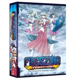 Funimation Entertainment Freezing Vibration (Season 2) Limited Edition Blu-Ray/DVD*